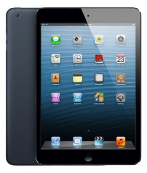 iPad mini 32 GB wifi Svart - Okej skick